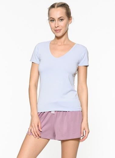 Chakra Liya T-Shirt Lila